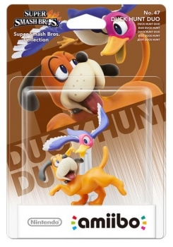 Amiibo Figur No. 47 Duck-Hunt-Duo