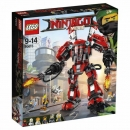 Lego Set 70615 Kai's Feuer-Mech -- Ninjago Movie -- NEU/ OVP