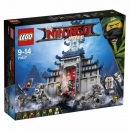 Lego Set 70617  Ultimativ ultimatives Tempel-Versteck -- Ninjago Movie -- NEU/ OVP
