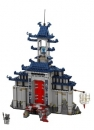 Lego Set 70617  Ultimativ ultimatives Tempel-Versteck OHNE FIGUREN -- Ninjago Movie --