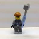 Lego Figur Haimonster Gangster -- Ninjago Movie -- (aus Set 70614)