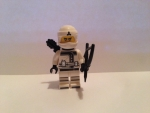 Lego Figur Zane -- Ninjago Movie -- (aus Set 70606)