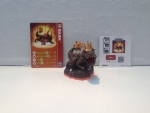 Skylanders Figur Bash (Serie 2) + Karte u Sticker --Giants--