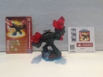 Skylanders Figur Hyper Beam Prism Break (Serie 3) + Karte u Sticker --Swap Force--