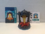 Skylanders Level Figur Fiery Forge + Karte u Sticker --Swap Force--