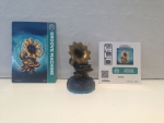 Skylanders Power Up/ Item Figur Groove Machine + Karte u Sticker --Swap Force--