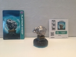 Skylanders Power Up/ Item Figur Platinum Sheep + Karte u Sticker --Swap Force--